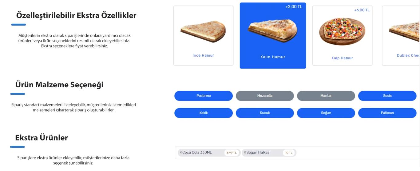 online-yemek-siparis-yazilimi-urun-malzeme-secenekleri